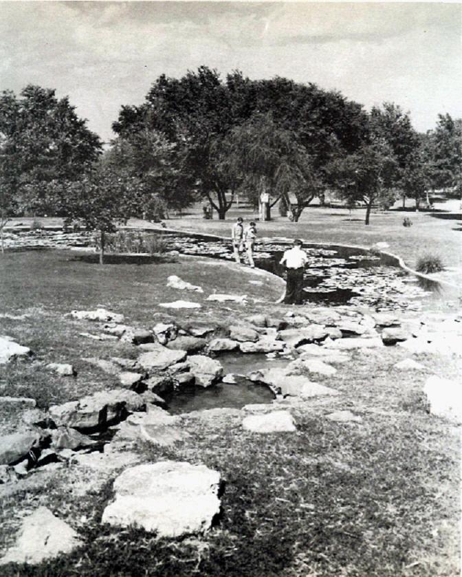 Hi d ho coach pat 30 40s lubbock photos lhs 1954 - Swimming pool supplies lubbock tx ...